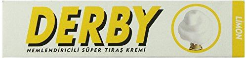 Derby Rasierschaum Zitrone