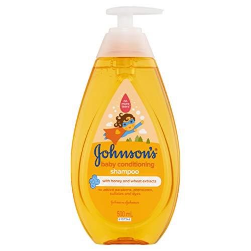 Johnson's Baby Conditioning Shampoo 500mL, 16.907 fl.oz