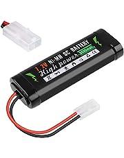 Hootracker 7,2 V 5 000 mAh NI-MH batteri med KET-2P-kontakt för RC Car Battery Power Tools Household-Appliances