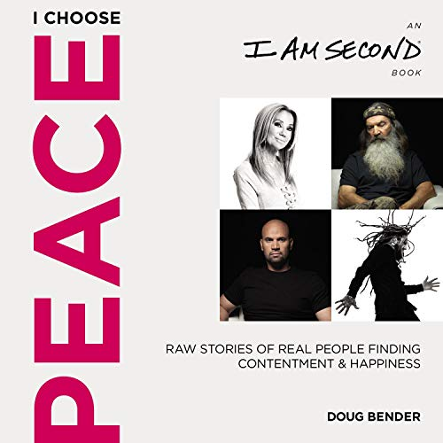 Couverture de I Choose Peace