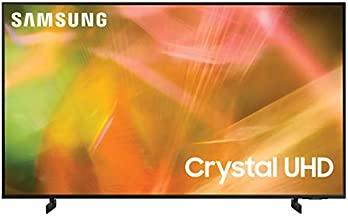 SAMSUNG 65-Inch Class Crystal UHD AU8000 Series - 4K UHD HDR Smart TV with Alexa Built-in (UN65AU8000FXZA, 2021 Model)