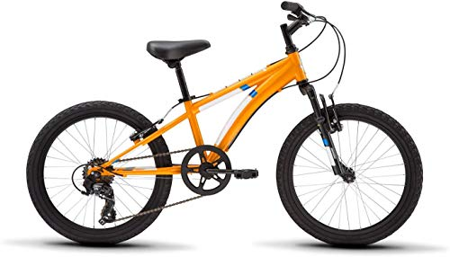 "Diamondback Bicycles Cobra 20 Youth 20"" Wheel Mountain Bike, Orange"