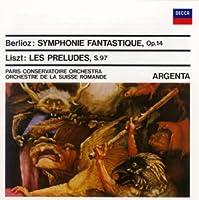 ベルリオーズ:幻想交響曲、リスト:前奏曲