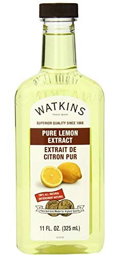 Watkins Pure Lemon Extract, 11 oz. Bottle