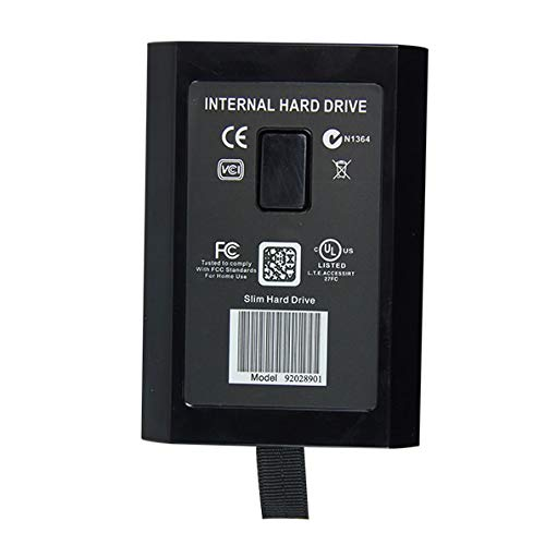 New 120G Internal HDD Hard Drive Disk Disc for Xbox360 E Xbox 360 Slim Games Console Expand Xbox360slim Xbox360 E host memory