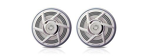 Pioneer TS-MR1640 luidspreker audio autoluidspreker (2-weg 91 dB, 160 W, 16 cm, 3 cm, 16 cm)