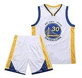 para el # 30 Stephen Curry, los fanáticos de los Golden State Warriors, de Baloncesto, Adultos, niños, jóvenes, Ropa Deportiva, Camisa, Chaleco, Pantalones Cortos de Verano, Camiseta Masculina Feme