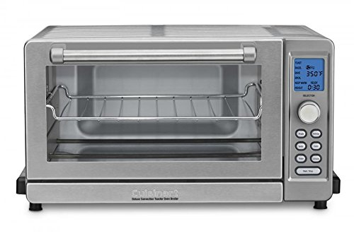 Cuisinart TOB-135NFR Digital Convection Toaster Oven (Renewed)