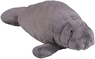 Wildlife Tree 14 Inch Manatee Stuffed Animal Floppy Plush Species Collection