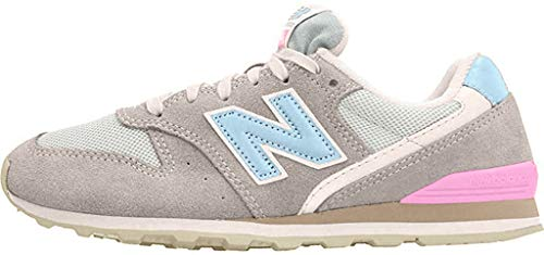 New Balance Damen WL996 B Sneaker, Beige (Col Marblehead 12), 40 EU
