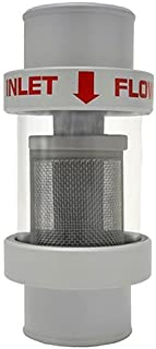 Champion Cooling Systems CCHF-1.50 Inline Coolant Filter 1-1/2 Inlet/Outlet