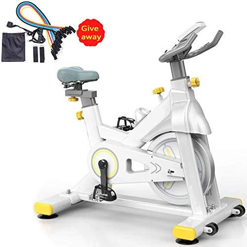 LIUCHANG Fitness-Bike Silent-Riementrieb-Zyklus-Fahrrad Einstellbare Lenker Indoor Cycling Bike Indoor Sportgeräte können Bären 150kg Sitz liuchang20