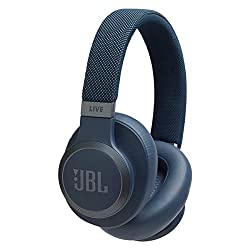 JBL Live 650 BT NC Around-Ear Wireless Headphones