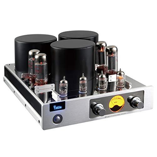 Yaqin MC-13S Amplificador estéreo Integrado Tipo Push-Pull, Potencia de Salida 40Wx2, Tubos:2x12AX7, 4xEL34,2x12AU7