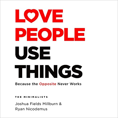 Love People, Use Things cover art