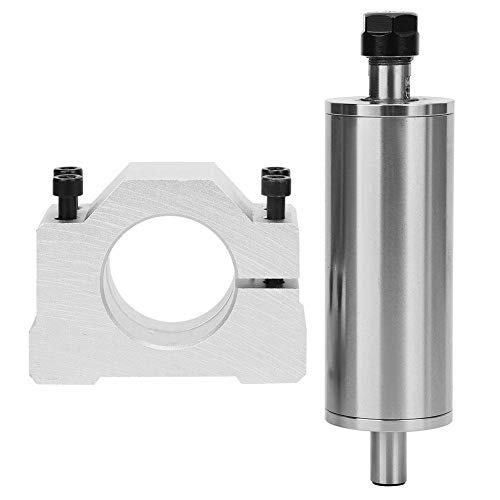Find Bargain Engraving Machine Spindle, 42mm Engraving Machine Accessories High Accuracy with ER11 F...