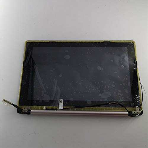 Screen Replacement kit 11.6 Inch Fit for ASUS X202E Assembly X202 S200 S200E LCD Display with Touch Screen A Cover Laptop Screen Assembly Repair kit Replacement Screen (Color : LCD with Touch)