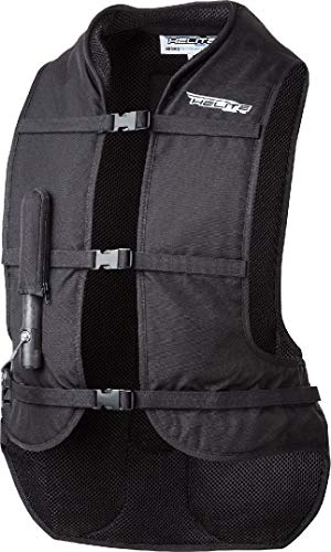Helite Turtle Airbag Weste Schwarz XL