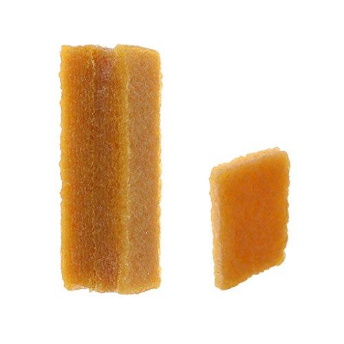 MagiDeal 2 Teile/Satz Longboard Skateboard Deck Schleifpapier Grip Tape Cleaner/Schmutzentferner/Radiergummi Reinigungswerkzeug