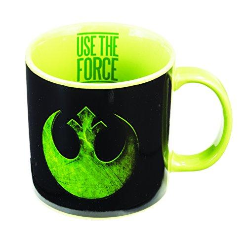 Vandor Star Wars Darth Vader 20 Oz. Heat Reactive Mug