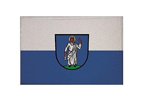U24 Aufnäher Bad Peterstal-Griesbach Fahne Flagge Aufbügler Patch 9 x 6 cm