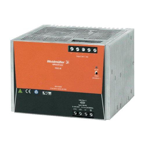 Weidmuller cp-m-snt3 - Fuente alimentación cp-m-snt3 1000w 24v 40a