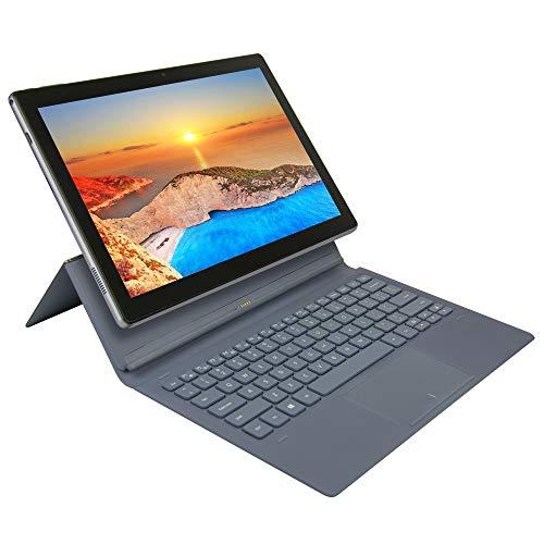 NUVISION Split 11 Silver 2-in-1 Tablet/Laptop