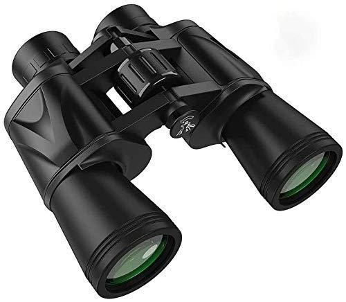 YIQIFEI Binoculares Telescopio Estelar para Adultos Binoculares de Viaje compactos 12x50 Mini Mejor Teatro al Aire Libre Senderismo Concierto para niños (artefacto al Aire Libre)