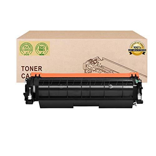 InkFenmAdecuada para HP CF217A HP17A Cartucho de tóner, Compatible Reemplazar HP Laserjet Pro 102W / MFP / M130A / 130NW / / Impresora láser Cartucho de tóner 130FW M102A / 130FN,Black