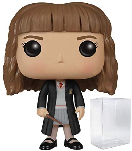 Harry Potter - Hermione Granger #03 Funko Pop! Vinyl Figure (Includes Compatible Pop Box Protector Case) image