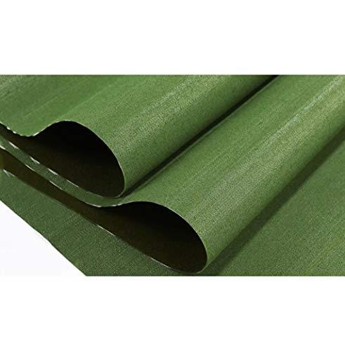 TTXP Ampliación de Lona Impermeable for Trabajo Pesado de Doble Cara Cubierta Impermeable de Tela de Camiones de Carga - 680 g/m² Espesor 0,75 mm al Aire Libre Parasol Lluvia Protector Solar a prueb