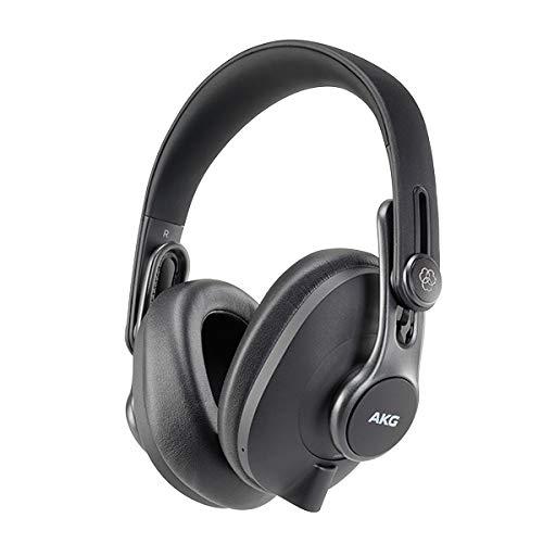 【AKG公式ストア】AKG プロフェッショナル 密閉型 ワイヤレス モニターヘッドホン K371-BT-Y3 3年保証モデル Bluetooth5.0 オリジナルステッカー付き K371-BT-Y3-E