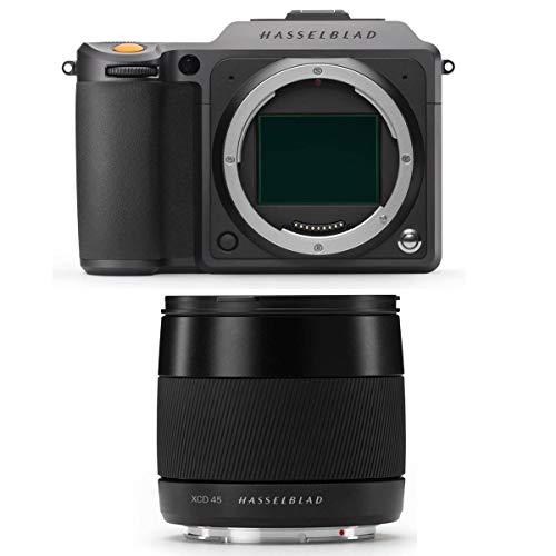 Hasselblad X1D II 50C 50MP Medium Format Mirrorless Camera Body 45mm F/3.5 XCD Lens