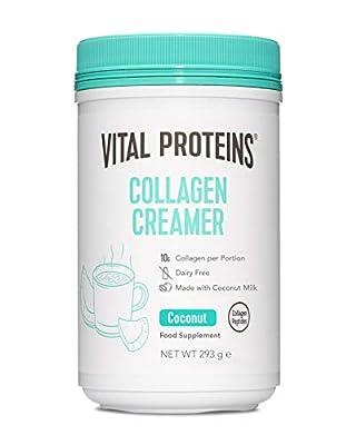 Dairy Free Keto Coffee Creamer Powder - Vital Proteins Collagen Creamer (Coconut)