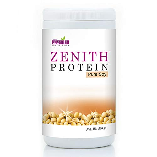 Zenith Nutrition Zenith Protein Pure Soy – 500 Gms