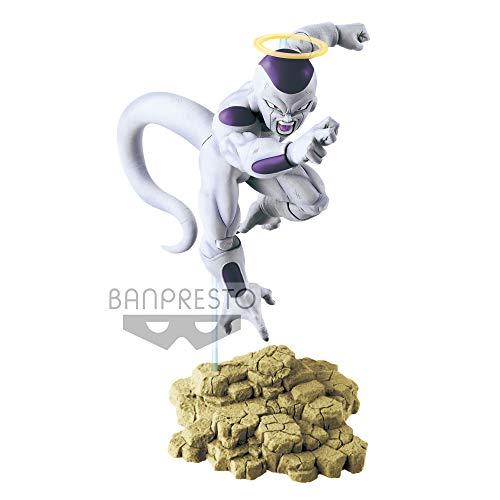 BANDAI Dragon Ball Estatua Tag Fighters Freezer, Multicolor (Banpresto BANP82654)