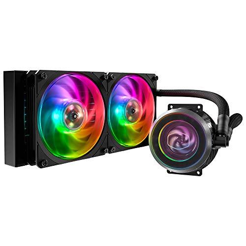 Cooler Master MasterLiquid ML240P Mirage RGB 120mm Liquid CPU Cooler