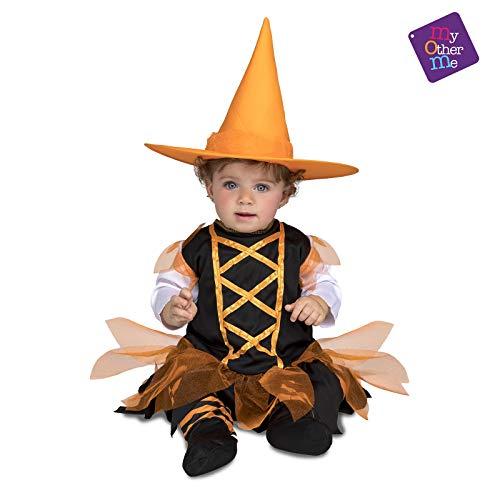 Desconocido My Other Me Me Me - Halloween Bruja Disfraz, Color Naranja, 0-6 meses, Fun Company 203256