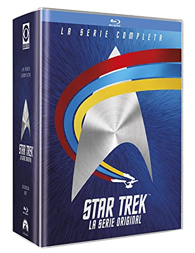 Star Trek - Las Series Originales Temporada 1 a 3 (Pack) - BD [Blu-ray]
