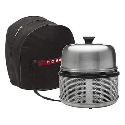 Cobb Premier Air Charcoal Barbecue Grill and Carry Bag