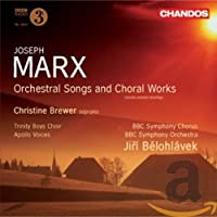 Orchestral Songs & Choral Works
