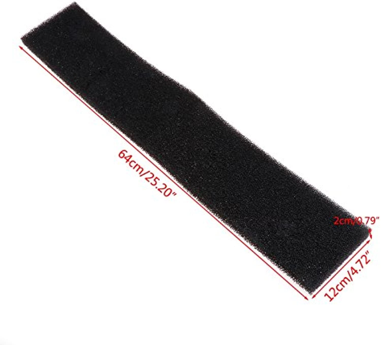 1PC Black Biochemical Filter Economical Foam Sponge