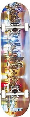 "ZooYork City Skateboard Komplettboard (7.875"" - City Trippin)"