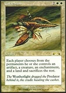 Magic the Gathering - Cataclysm - Exodus