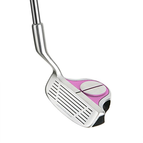 Left Handed Intech EZ Roll Ladies Pink Golf Chipper - 33 ½ Inches