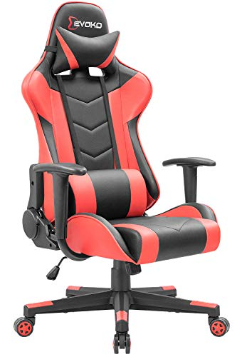 Devoko Ergonomic Gaming Chair Racing Style...