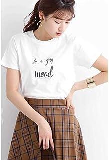 エヌ ナチュラルビューティーベーシック(N.Natural Beauty Basic*) コンパクトロゴTシャツ