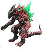LJXGZY Escultura de Regalo sin Marca Decoración de Juguete Estatua Artesanal Godzilla Anime Figura d...