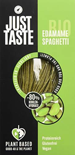 Just Taste Bio Edamame Spaghetti, 6er Pack (6 x 250 g) 3082