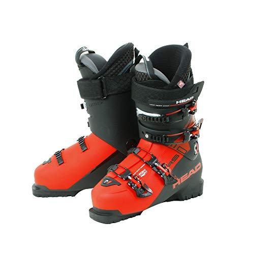 Head Unisex - Botas de esquí para Adultos Vector RS 110, Rojo/Negro,...